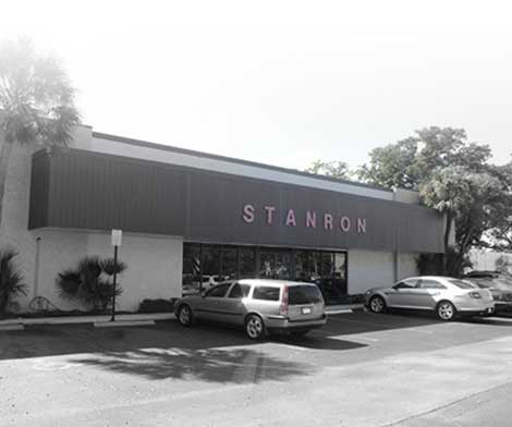 exterior of stanron steel specialties building